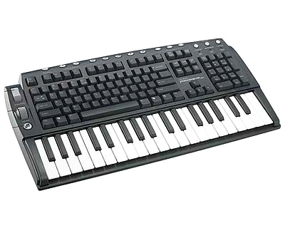 sold out CREATIVE LABS Prodikeys PC-Midi Keyboard ( Windows )
