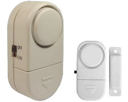 Wireless Door and Window Security Entry Alarm - RL-9805 - 90dB(A