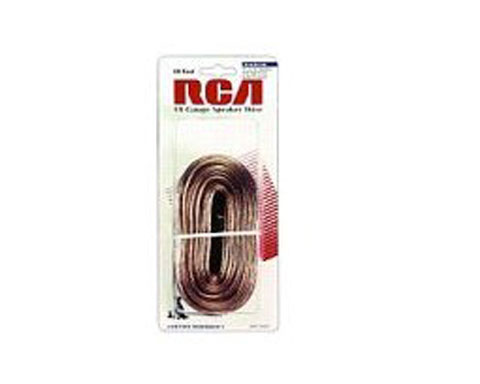 RCA 18 Gauge Speaker Wire (50 Feet)