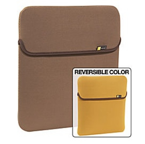 "Case Logic XNS-14 14""-15"" Reversable Laptop Shuttle - Cappuccino"