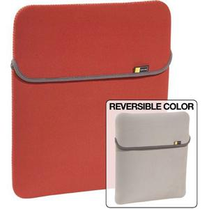 "Case Logic 15"" Reversible Slip Case 15IN RED NEOPRENE REVERSIBLE"