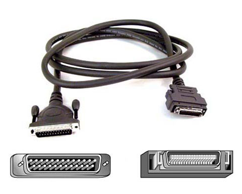Pro Series IEEE 1284 Gold Printer Cable (A/C) - 6ft.