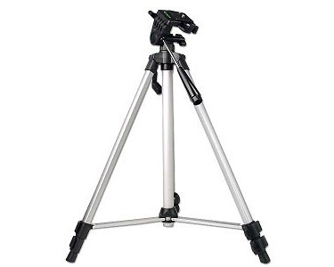 "Professional 40"" Camera Tripod Lightweight Retractable legs"