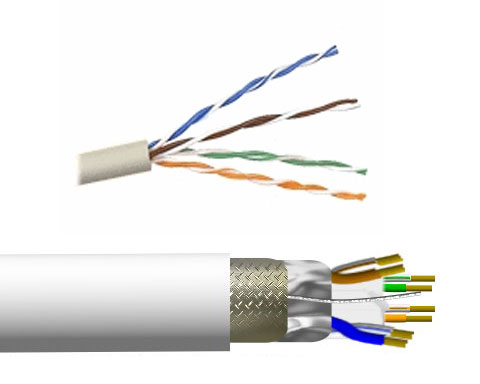 CAT5E 1000FT Bulk Cable