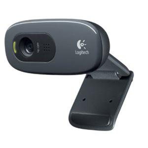 Logitech C260 960-000581 Webcam - 3MP, Mic, 1280 x 720, USB, 16: