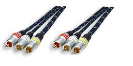 MANHATTAN Component Video Cable FOR HD TV AND MORE