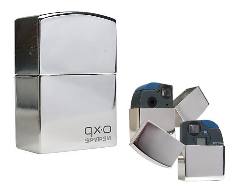 Spypen QX-O 1.3MP Lighter Style Digital Camera