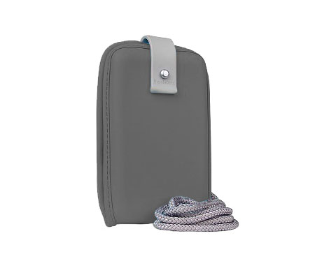 Brookstone Universal Mini MP3 Case - Gray