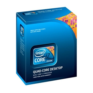 z out of stock Intel Core i7 870 Processor BX80605I7870 - 2.93GH