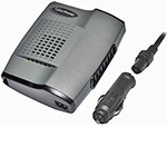 Cyberpower Mobile Power Inverter, 2-in-1 Auto Airline Connector,