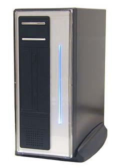Z OUT OF STOCK MATX MICROATX CASE A-100BB W/ 300 POWER SUPPLY SI