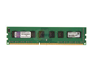 Kingston ValueRAM 8GB 240-Pin DDR3 SDRAM DDR3 1333 OR 1600 (PC3