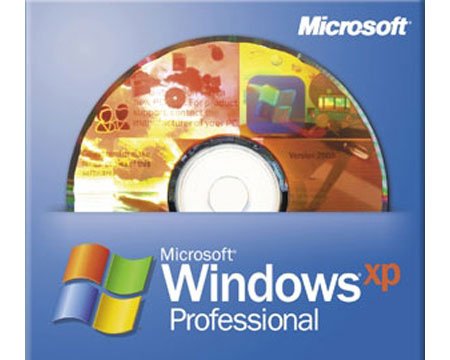 OS UPGRADE FROM XP HOME TO XP PRO FOR SYSTEM ORDER