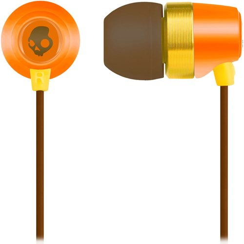 Skullcandy Riot Throwback In Ear Headphones - S2BLCZ-070