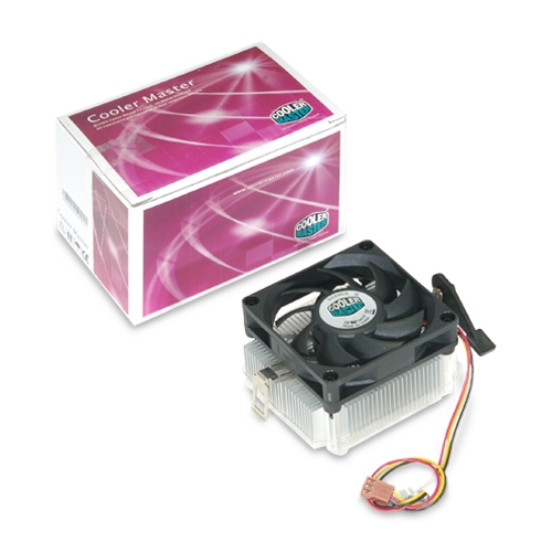 Cooler Master STANDARD COOLER 65W FOR AMD AM3/AM2+ 7015 RIFLE 3P