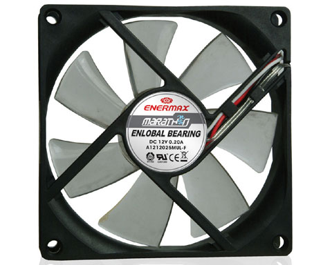 ENERMAX MARATHON 80mm Fan UC-8EB