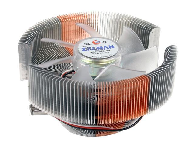 z sold out Zalman CNPS7000B-ALCU LED CPU Cooler For AMD Duron/At