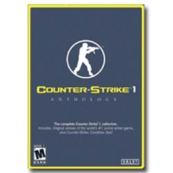 Counter-Strike: Anthology 1 Includes deleted scenes & bonus sing