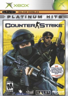 Microsoft Counter-Strike Xbox - Customize gameplay options