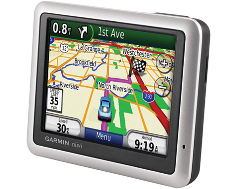 z sold out Garmin nüvi 1250 Portable GPS System