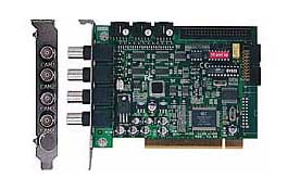 GEOVISION DVR BOARD High Resolution 4CH DVR Board GV600 4CH
