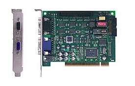GEOVISION DVR BOARD High Resolution 8CH DVR Board GV600-8