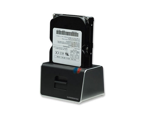 "SATA Quick Dock Hi-Speed USB 2.0, 3.5"" / 2.5"" 709095"