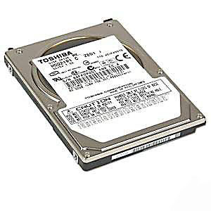Z SOLD OUT Toshiba MK4032GAX Hard Drive - 40GB - 5400rpm - 100MB