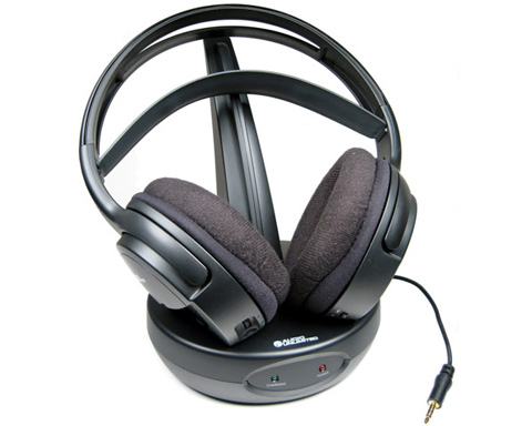 Audio Unlimiled Wireless Stereo Headphone - SPK-9100