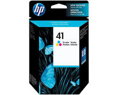 HP 41 Tricolor Ink Cartridge