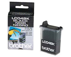 Brother LC04BK Bank Ink Cartridge for MFC-7300C 7400C 9200C