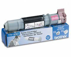 Brother TN250 Black Toner for DCP 1000 INTELLIFAX 2800