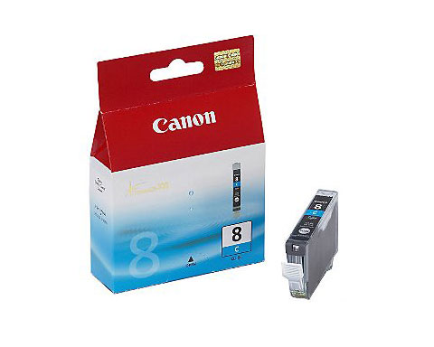 Canon 8C Cyan Printer Cartridge compatible with iP4200 Pro9000
