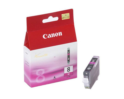 Canon 8M Magenta Ink Cartridge compatible /w PIXMA Series