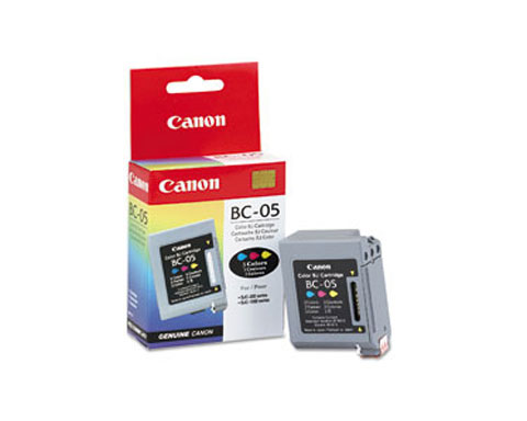 Canon BC-05 Color Ink Cartridge compatible with BJC-250