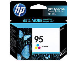 HP 95 Tricolor Ink Cartridge