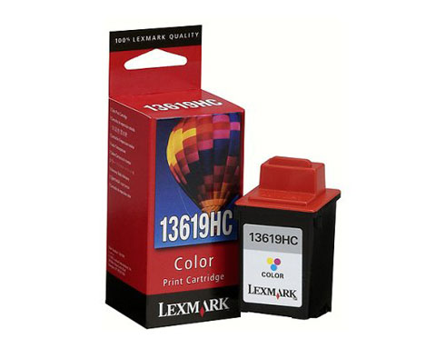 Lexmark 13619HC Color Printer Cartridge compatible /w 1000 1100