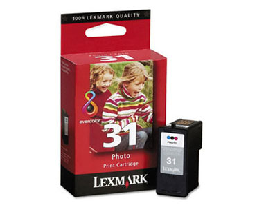 Lexmark 31 Photo Printer Cartridge compatible /w P315 P915 P4350