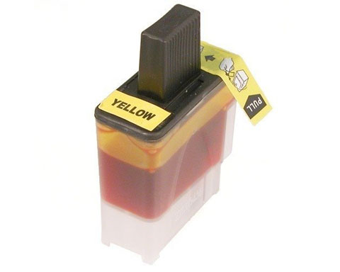 NB-0LC41 Y ink for Brother LC-41Y Yellow MFC 210C 420CN 620CN