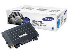 Samsung CLP-510D2C CYAN Laser Toner Cartridge For CLP-510