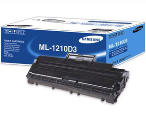 Samsung ML-1210D3 Black Laser Toner Cartridge For ML-1210