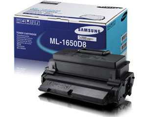 Samsung ML-1650D8 Black Laser Toner Cartridge For ML-1650