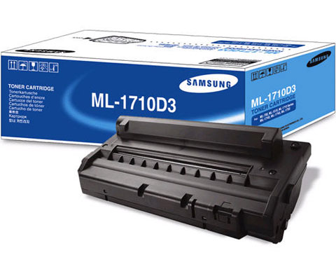 Samsung ML-1710D3 Black Laser Toner Cartridge For ML-1710