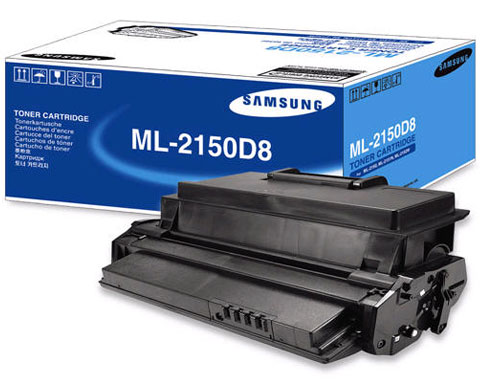 Samsung ML-2150D8 Black Laser Toner Cartridge For ML-2150