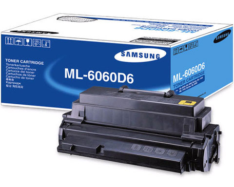 Samsung ML-6060D6 Black Laser Toner Cartridge For ML-6040 / 6060