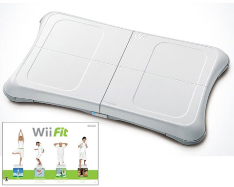 Wii Fit and Balance Board