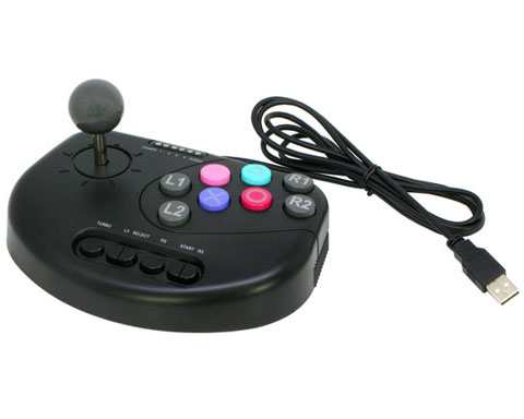 PlayStation 3 Real Arcade Fighting Stick