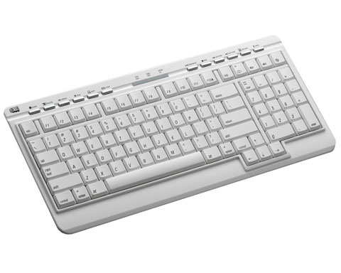 Z SOLD OUT Adesso AKB-2300MAC Mac SlimMedia Mini Keyboard