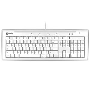 Macally iKeySlim Keyboard