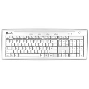 Keyboard for Mac with 2 USB